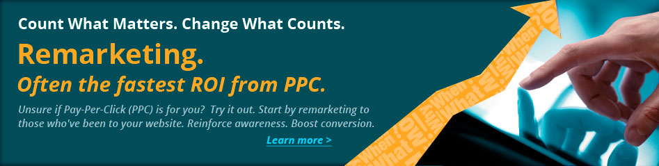 Remarketing.  Often the fastest ROI from PPC