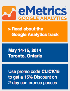 Google Analytics Track