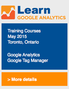 Google Analytics & Google Tag Manager Training Courses ClickInsight