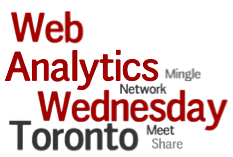 Web Analytics Wednesday Toronto