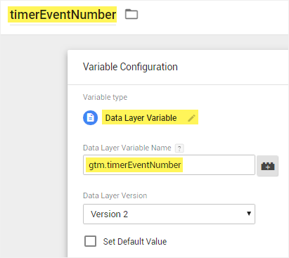 How to Use Timer triggers in Google Tag Manager [V2]