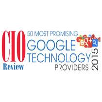 Top 50 Most Promising Google Technology Providers