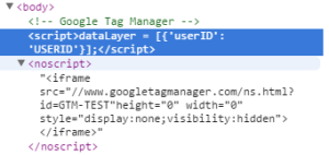 UID Code Snippet Example