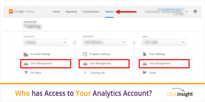 Access Analytics Account