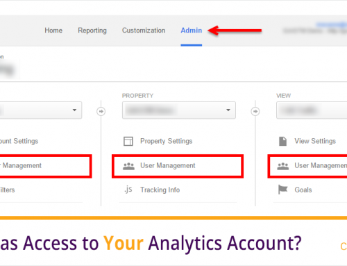 Who has Access to Your Analytics Account?