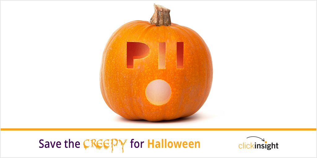 Save the Creepy for Halloween