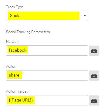 Create a Social Tag