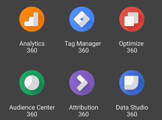 Google Analytics 360 Suite Products