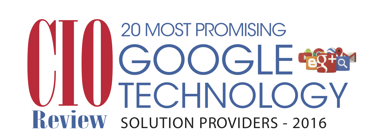 ClickInsight Named to Top 20 Google Tech Providers