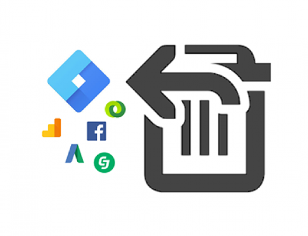 """Set Up Early Detection. Restore Deleted Google Tag Manager Containers & Accounts from the """"Trash Can"""" within 30 Days."""