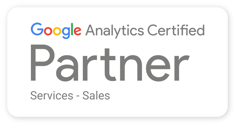 ClickInsight is a Google Analytics Certified Sales and Services Partner