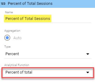 Calculating Percent of Total in Data Studio - ClickInsight