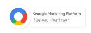 Google Marketing Platform Partner Badge