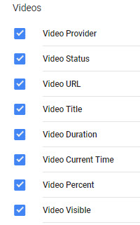 Tracking YouTube Video Average Watch Time in Google