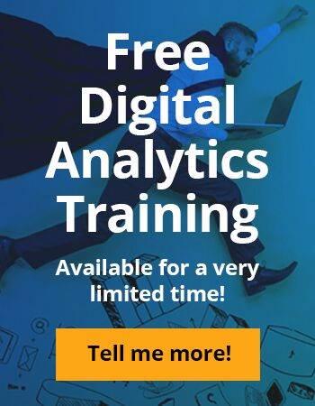 Free digital analytics training