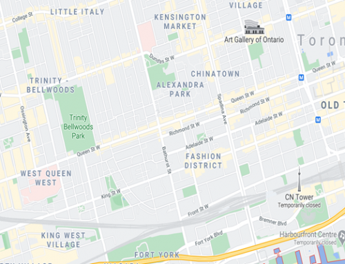 Using Google Maps in Data Studio